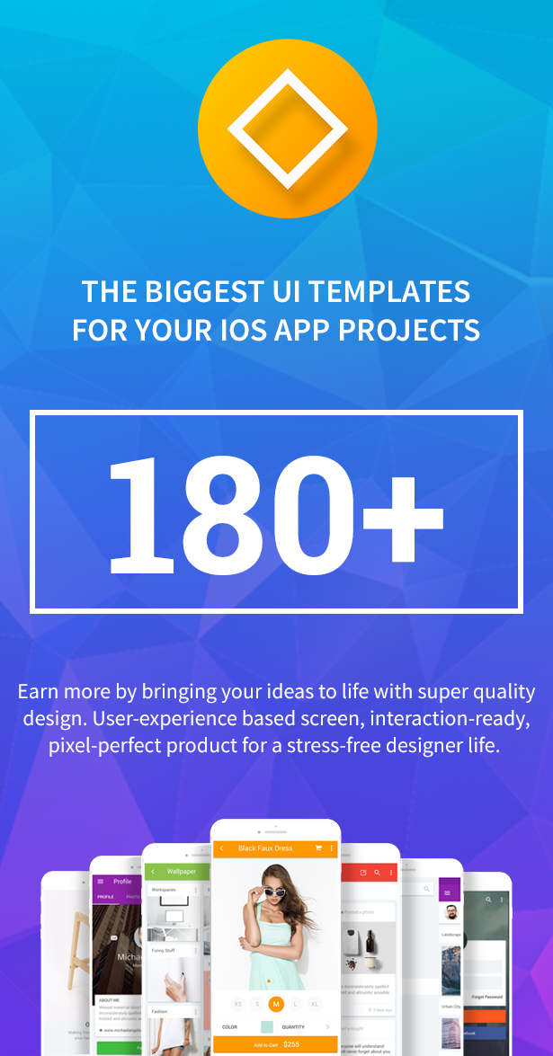 UI Templates for IOS
