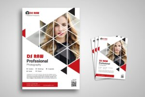 Flyer Template - Professional Photography