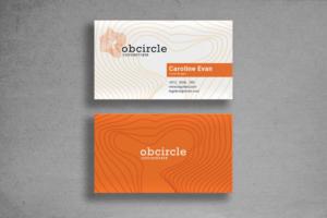 Business Card - Fashion Designer Identity