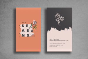 Business Card -Ville Name card