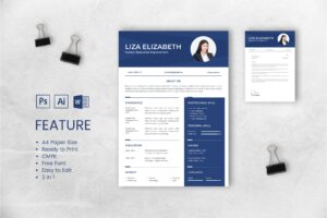 CV Resume – Human Resources Departement Profile 2