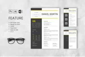 CV Resume - Account Executive