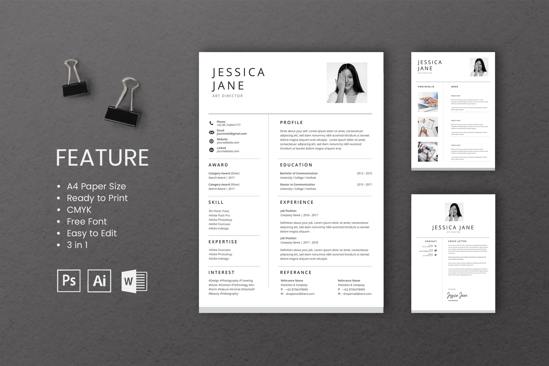 Cv Resume Art Director Profile 2