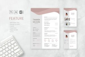 CV Resume - Copywriter Profile