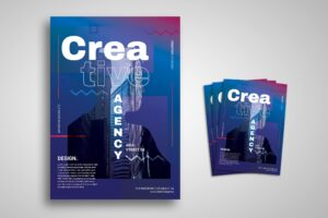 Flyer Template - Creative Agency Profile