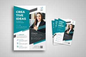 Flyer Template - Creative Idea Business