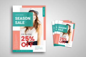Flyer Template - Fashion Sale