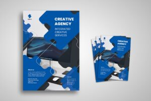 Flyer Template - Integrated Creative Agency