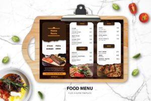 Food Menu - Western General Food