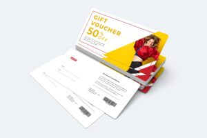 Gift Card Voucher - Casual Fashion