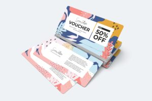 Gift Card Voucher - Collection of Summer Discounts