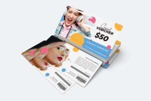 Gift Card Voucher - Gadget Gear Discount