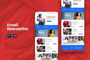 Hangout Fashion - Email Newsletter