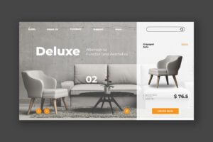 Hero Header - Deluxe Furniture
