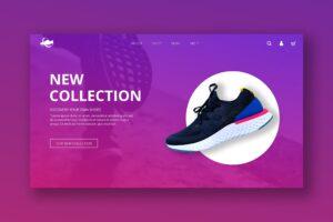 Hero Header – Boost Shoes