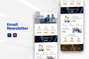 Work Program Perfomance - Email Newsletter