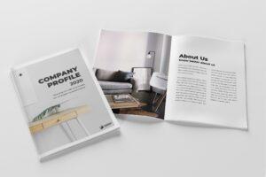Company Profile - Annual Report