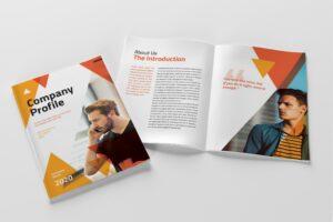 Company Profile - Creative Planner