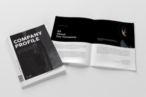 Company Profile - Business Planner