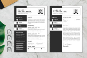 CV Resume - Mobile Apps Developer Profile