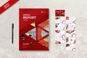 Annual Report - Companies Profile