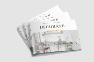 Lanscape Magazine - Interior Decoration
