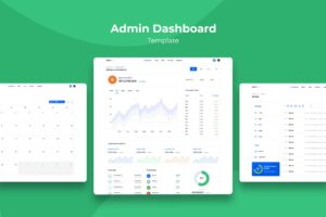 Admin Dashboard - Cryptocurrency Statistics
