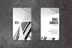 Business Card - Architect Identity