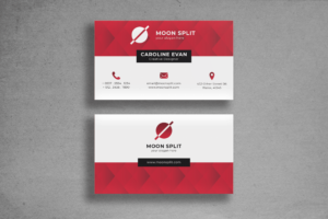 Business Card - Clean Template