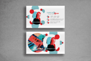 Business Card - Colour Exposure Template