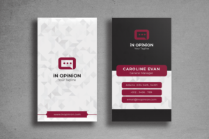 Business Card - Customer Care