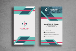 Business Card - Personal Creative Identity