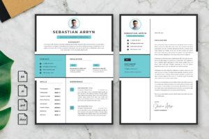 CV Resume - Digital Content Creator Profile