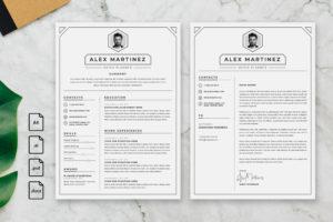 CV Resume - Media Planner Profile