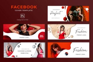 Facebook Cover - Fashion Trendy