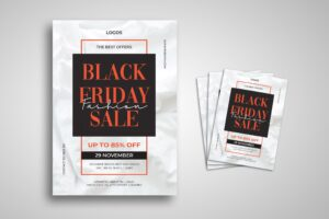 Flyer Template - Fashion Sale Time