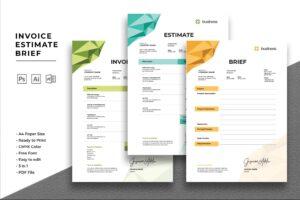 Invoice - Digital Business