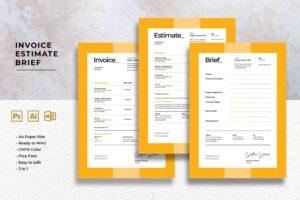 Invoice - Design Development