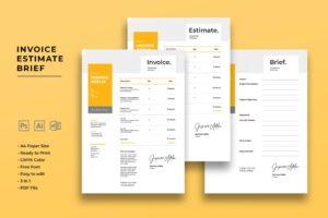 Invoice - Visual Designer