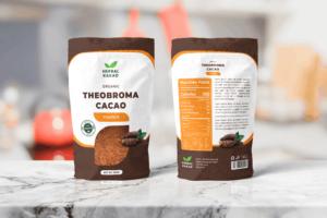 Packaging Template - Cacao Herbal