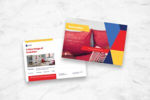 Postcard - Architecture Service