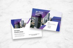 Postcard - Grow Creative Ideas