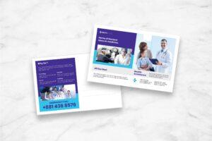 Postcard - Health Assistance