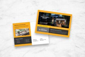 Postcard - Property Sale