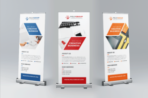Roll Up Banner - Creative Business Solution