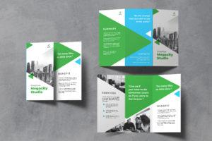 Trifold Brochure - Mega City Advisor