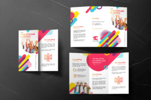Trifold Brochure - Student Consultant