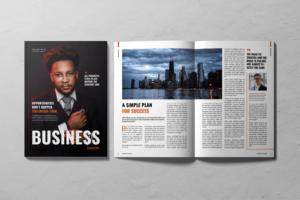Business Magazine - Company News