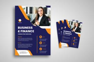 Flyer Template - Business & Data Analysis