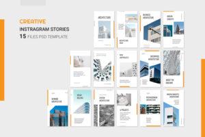 Instagram Banner - Enterprise Architecture